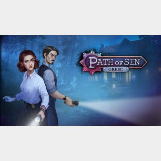Path of Sin: Greed - Switch NA - Full Game - Instant - 76G