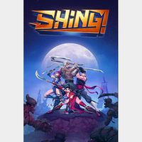 Shing! - Full Game - XB Series X/S/One Instant - 216E