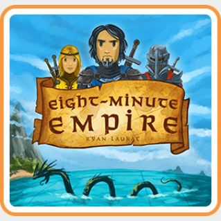 Eight-Minute Empire: Complete Edition - Full Game - Switch NA - Instant - 57G