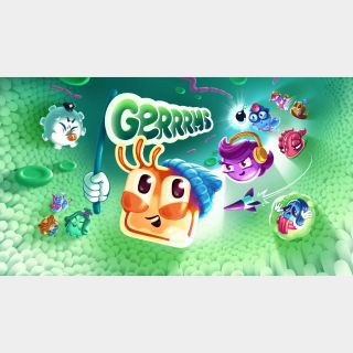 GERRRMS - Switch NA - Full Game - Instant - 106M