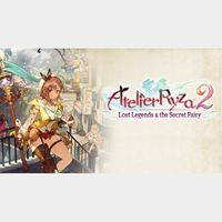 Atelier Ryza 2: Lost Legends & the Secret Fairy (Playable Now) - Full Game - PS4 EU - Instant - 212E