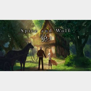 Spice and Wolf VR - Full Game - Switch NA - Instant - 29I