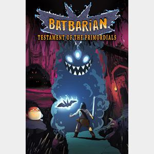 Batbarian: Testament of the Primordials - Global - Full Game - XB1 Instant - 257T