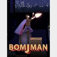BomjMan (Global) - Full Game - Steam Instant - 266A