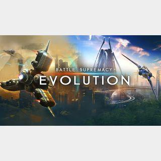 Battle Supremacy - Evolution - Full Game - Switch NA - Instant - 94I