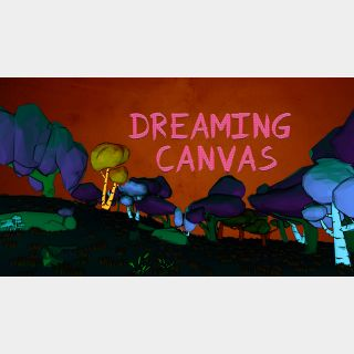 Dreaming Canvas - Switch NA - Full Game - Instant - 44K