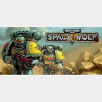 WARHAMMER 40k: SPACE WOLF + ALL DLC - Steam Instant - 64W