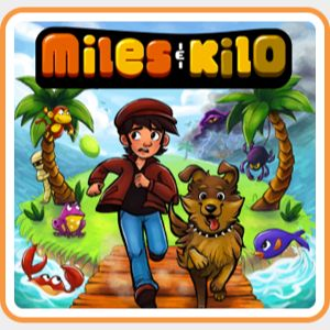 Miles & Kilo - 3DS EU - Full Game - Instant - 168A