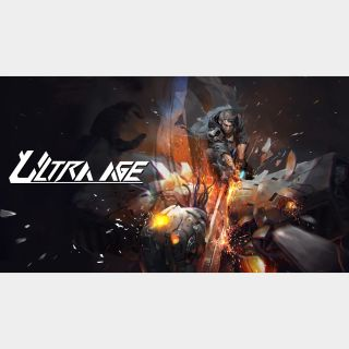 Ultra Age - Full Game - PS4 NA - 254Y