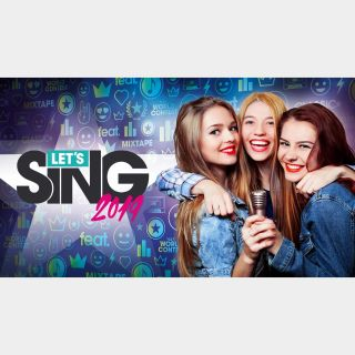 Let's Sing 2019 - Switch NA - Full Game - Instant - 45D