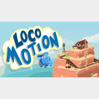 Locomotion - Switch NA - Full Game - Instant - 156M