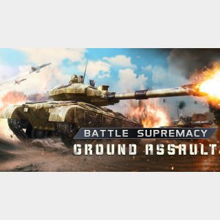 Battle Supremacy - Ground Assault - Switch NA - Full Game - Instant - 85H