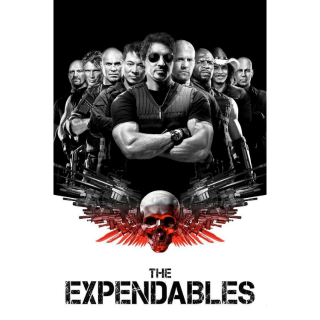 The Expendables 1, 2 & 3 (Trilogy Collection)