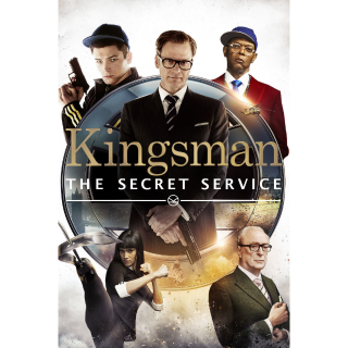 Kingsman: The Secret Service & The Golden Circle (2 Movie Collection)