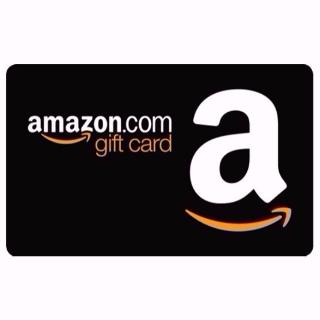 $50.00 Amazon Gift Card