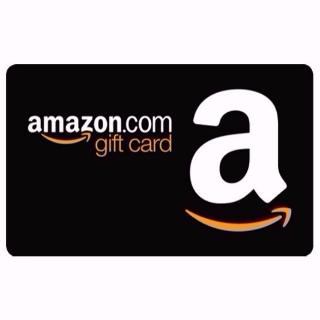$80.00 Amazon Gift Card