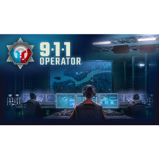 911 Operator + Special Resources DLC Steam Key (Instant Delivery)