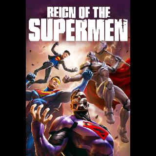 Reign of the Supermen Google Play Code