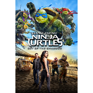 Teenage Mutant Ninja Turtles: Out of the Shadows Google Play Code