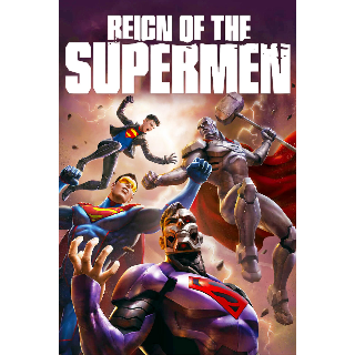 Reign of the Supermen Google Play Code