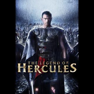 The Legend of Hercules VUDU Redeem