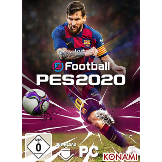 eFootball PES 2020 PC steam key
