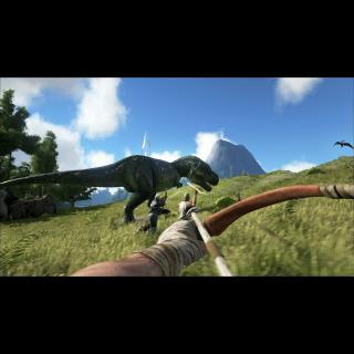 ARK: Survival Evolved PC steam key Region Free