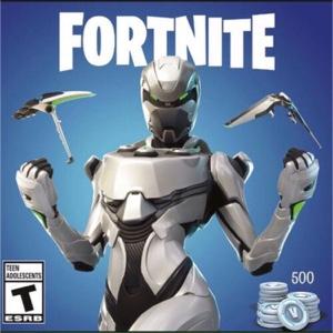 Fortnite Eon Cosmetic Set + 500 V-Bucks Xbox One