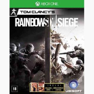 I will play rainbow six siege with you