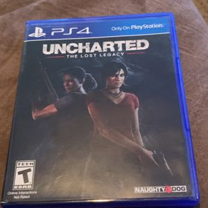 Uncharted-lost legacy