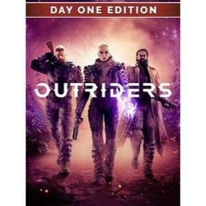 Outriders: Day One Edition - PS5 upgrade included