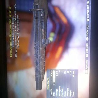 Weapon | EE APC Harpoon Gun