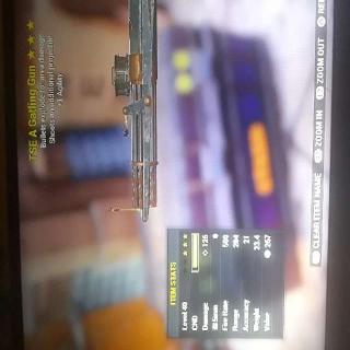 Weapon | TSE A Gatling Gun