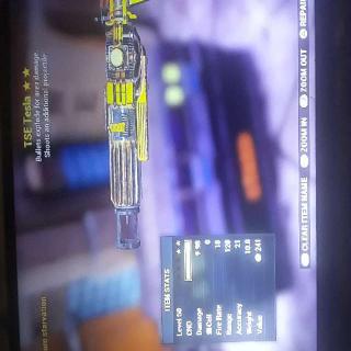Weapon | (Legacy) TSE Tesla Rifle