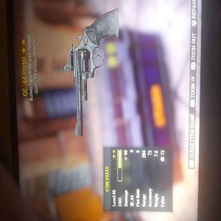 Weapon | QE .44 Pistol
