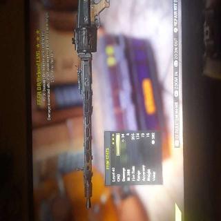 Weapon | FFFR DR Lmg