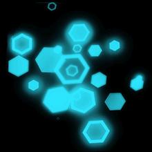 Hexphase | Sky Blue