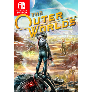 The Outer Worlds - Nintendo eShop