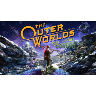 The Outer Worlds DLC - Peril on Gorgon - EPIC