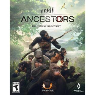 Ancestors: The Humankind Odyssey -  Steam
