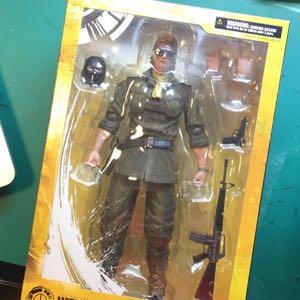 Metal Gear Solid Play Arts Kai Kazuhira Miller