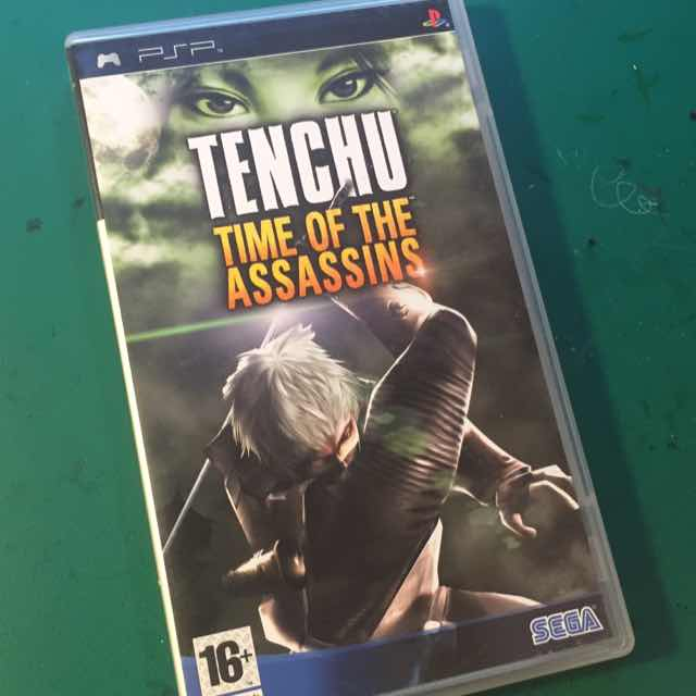 download game tenchu 3 psp