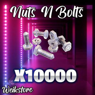 Nuts N Bolts x10000