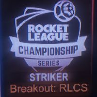 RLCS (Breakout) | Striker Crimson