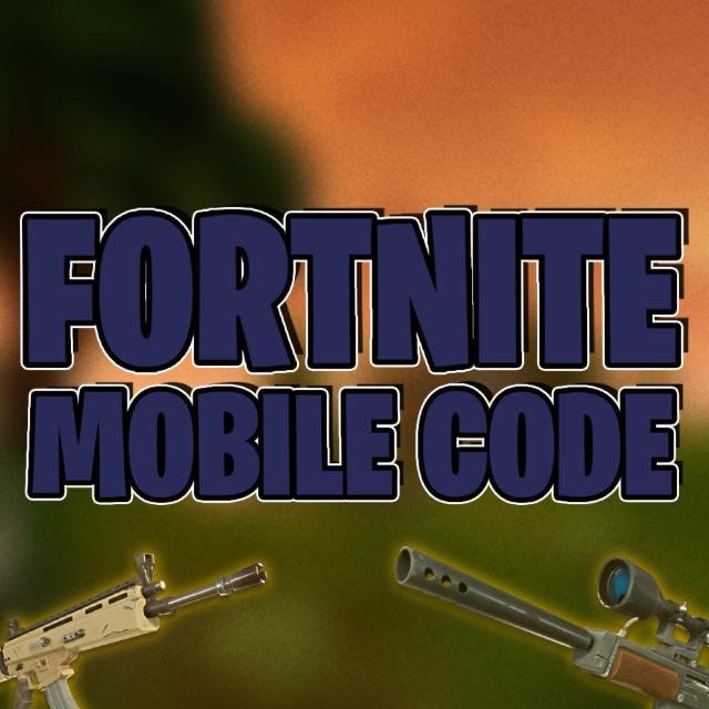 Fortnite Mobile Code Mobile Games Gameflip