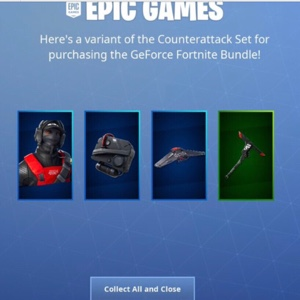 Fortnite counter attack set