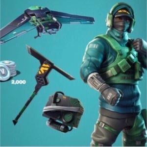 Fortnite counter attack set