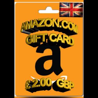 £2.00 GBP Amazon (UK)