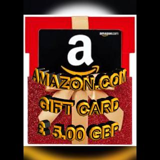£5.00 GBP Amazon 🇬🇧 UK