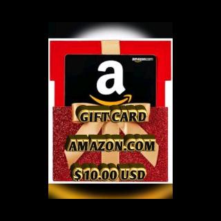 $10.00 Amazon 🇺🇸 USA